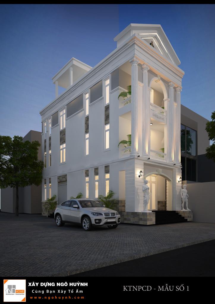 mẫu hợp đồng xây dựng nhà ở gia đình 1
