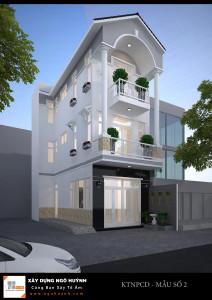 mẫu hợp đồng xây dựng nhà ở gia đình 2