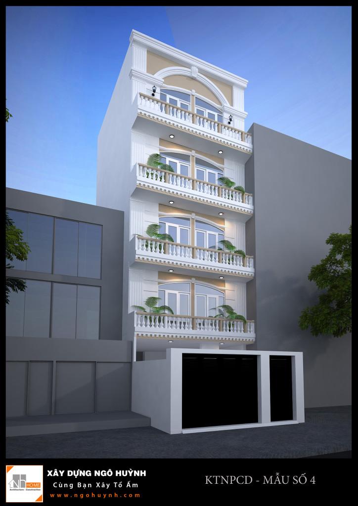 mẫu hợp đồng xây dựng nhà ở gia đình 4