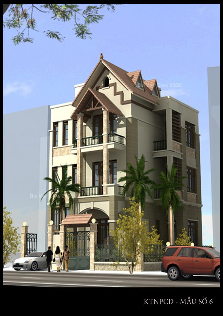 mẫu hợp đồng xây dựng nhà ở gia đình 6