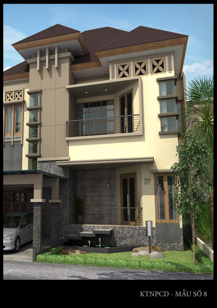 mẫu hợp đồng xây dựng nhà ở gia đình 8
