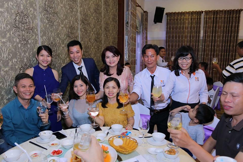 Ảnh công ty Ngô Huỳnh tất niên 2017 03