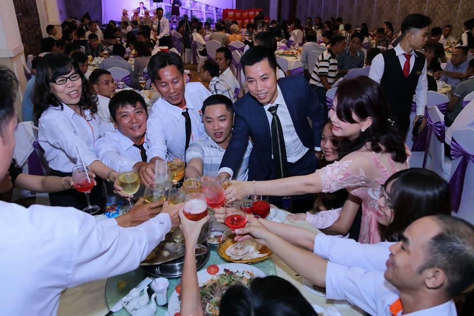 Ảnh công ty Ngô Huỳnh tất niên 2017 04