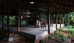 Tư vấn xây nhà làm khu nghỉ dưỡng ở miền quê thanh bình
