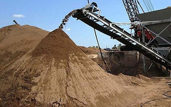 Giá cát xây nhà dự báo tăng vọt 01