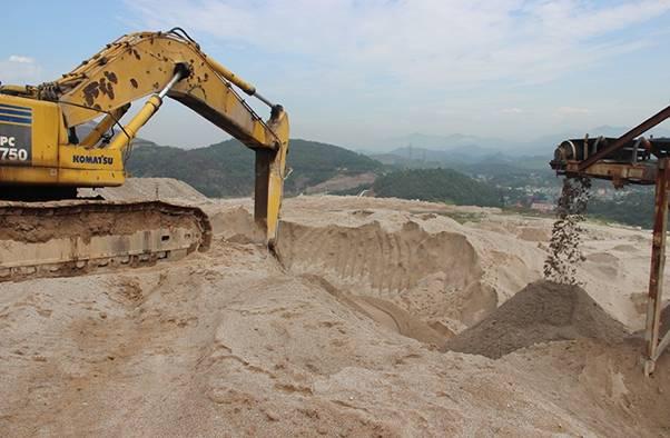 Giá cát xây nhà dự báo tăng vọt 03