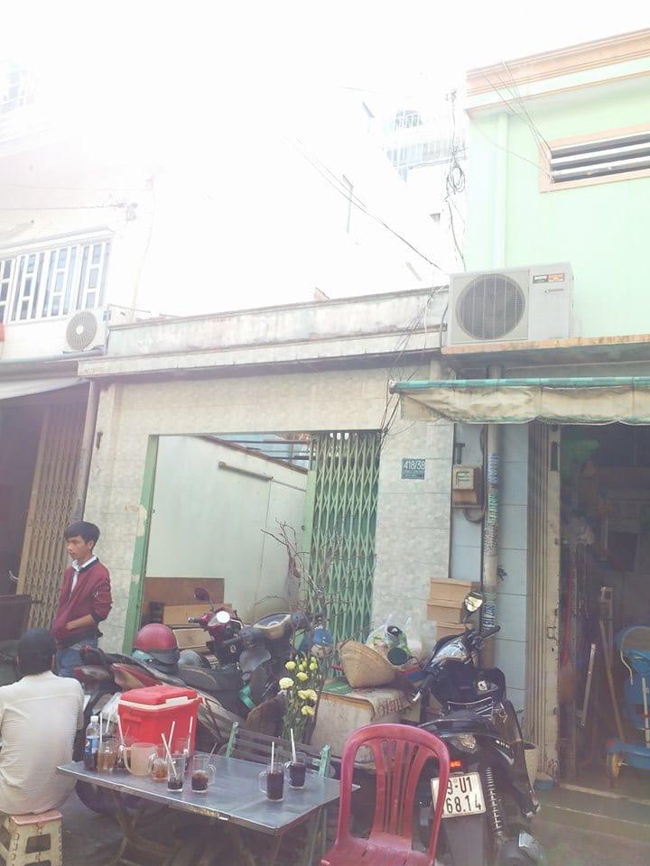 XD Ngô Huỳnh cúng đổng thổ khởi công công trình quận 6 nhà anh Tuấn 02