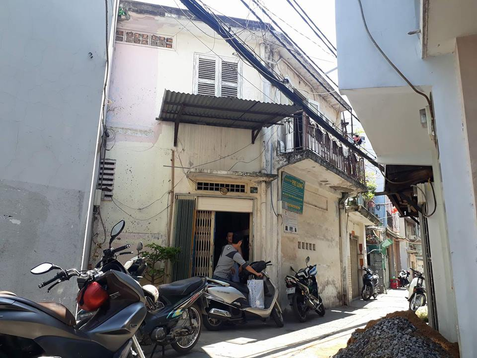 Cúng động thổ xây nhà ở quận 1 nhà anh Chung