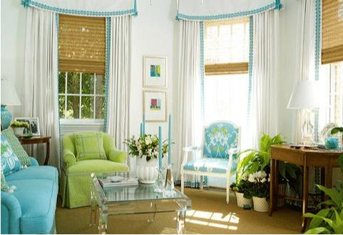 Cách phối màu ấn tượng trong thiết kế nội thất 04