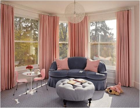 Cách phối màu ấn tượng trong thiết kế nội thất 10