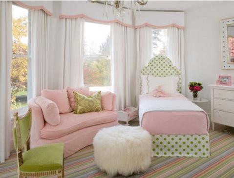 Cách phối màu ấn tượng trong thiết kế nội thất 11