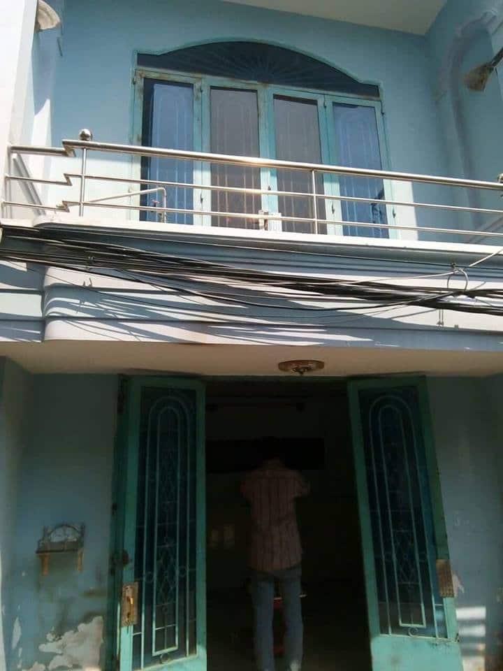 XD Ngô Huỳnh cúng đổng thộ khởi công công trình Bình Tân 01