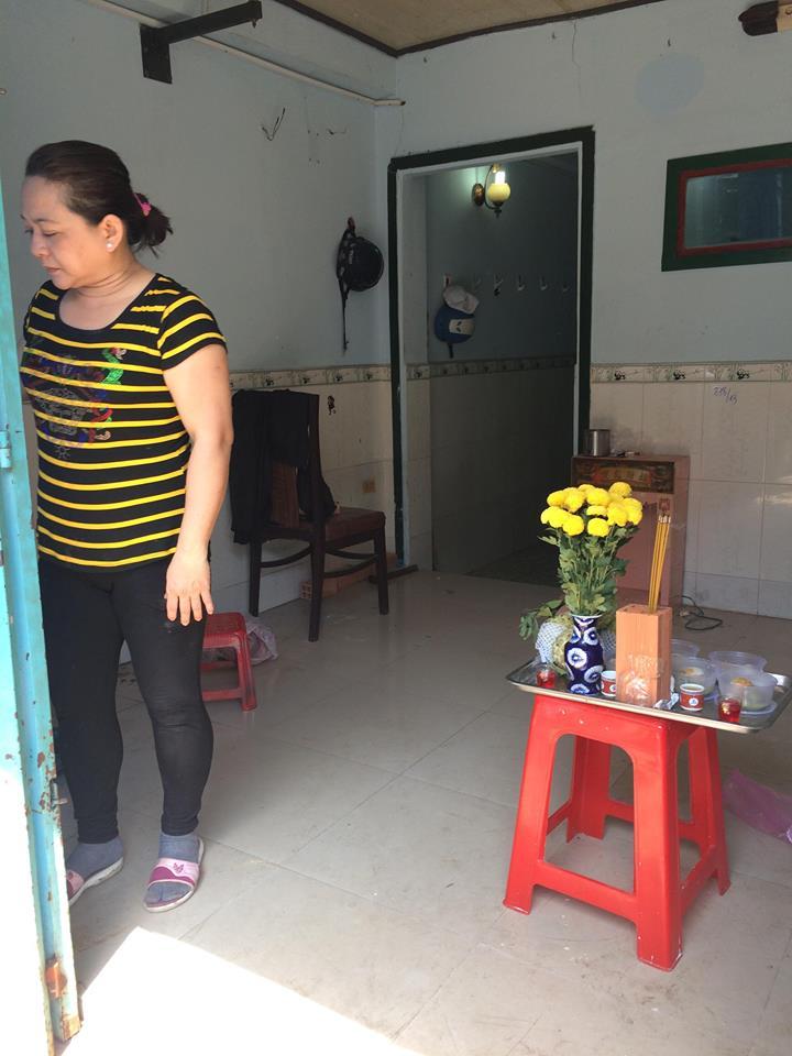 XD Ngô Huỳnh cúng đổng thộ khởi công công trình Bình Tân 02
