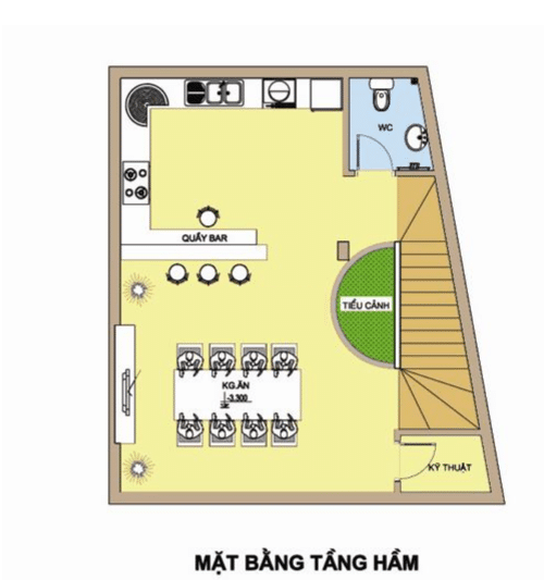 XD Ngô Huỳnh tư vấn thiết kế xây nhà trên đất méo 01