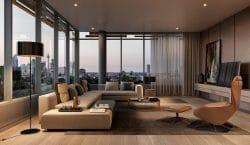 thiết kế căn hộ cao cấp