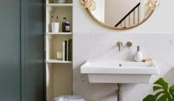thiết kế nội thất cho phòng tắm