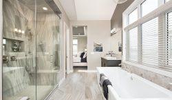 Những mẫu thiết kế phòng tắm hiện đại phổ biến trong năm 2020