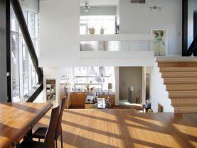 Ưu nhược điểm trong thiết kế nhà ở lệch tầng