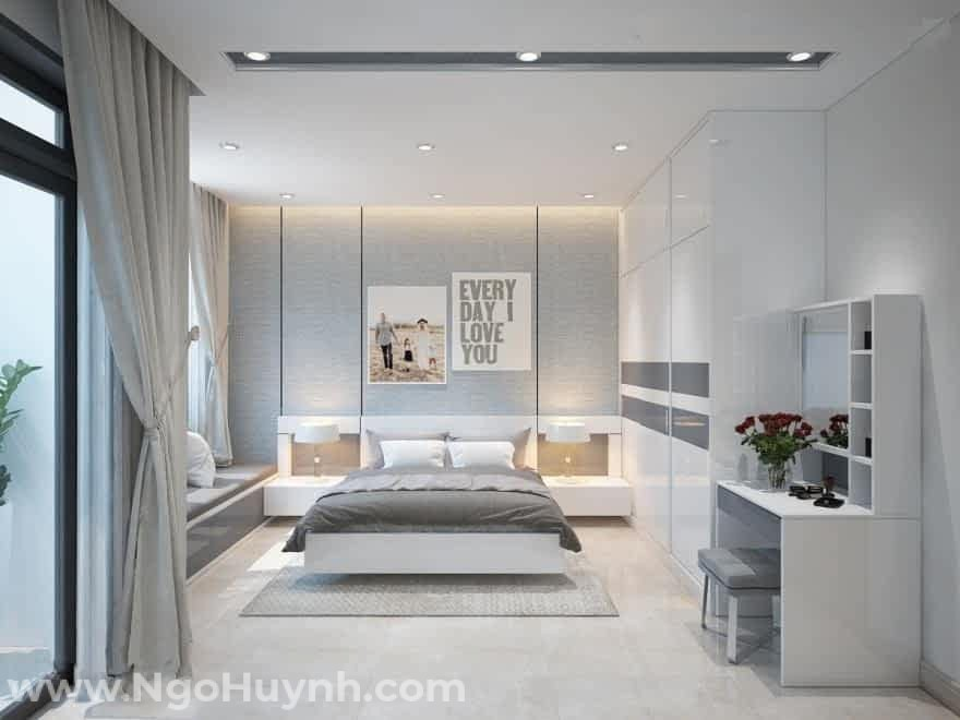 Nên thiết kế phòng ngủ với diện tích bao nhiêu là hợp lý (3)
