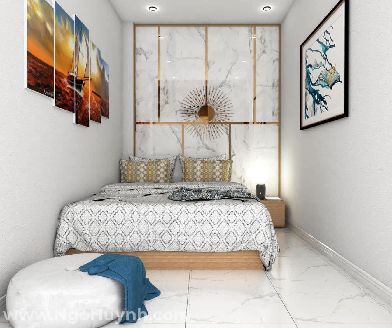 Nên thiết kế phòng ngủ với diện tích bao nhiêu là hợp lý (5)