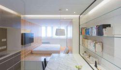Những thiết kế nội thất thông minh dành riêng cho căn hộ nhỏ (4)