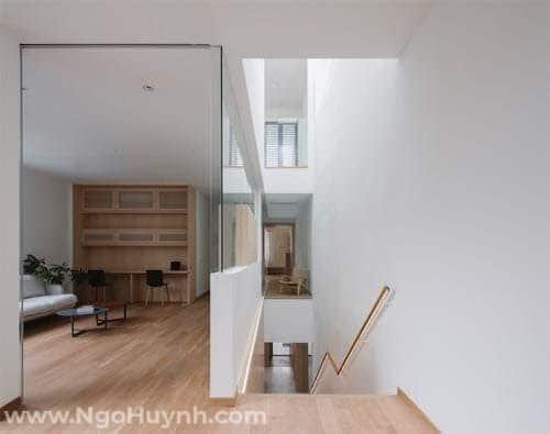 Chia sẻ của kiến trúc sư về cách sửa lỗi nhà quá rộng